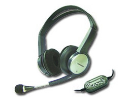 Gembird 5.1 channel high sound quality USB headset with microphone