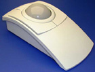 CST PC-Trac Ergonomic Trackball (CST1050)