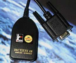 Actisys IR 220L: IrDA Com-Port Serial Adapter (No ACTiLinkACPI-SW)