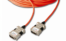 Opticis All-Optical DVI Cable for Electrical Isolation - 30m/98ft (M1-1000-30)