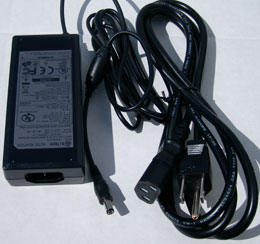 FireWire 12V Power Supply (100-240V International Compatible)